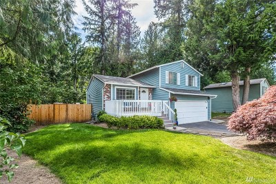 Sammamish Single Family Home For Sale: 2905 229th Place NE