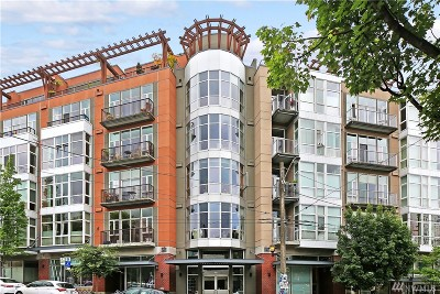 Seattle WA Condo/Townhouse For Sale: $596,000