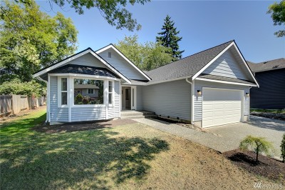 Mukilteo Single Family Home For Sale: 10221 50th Place W