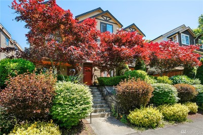 Seattle, Bellevue, Kenmore, Kirkland, Bothell Single Family Home For Sale: 2322 44th Ave SW #B