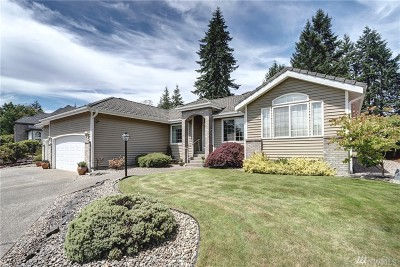 Allyn Single Family Home For Sale: 491 E Old Ranch Rd