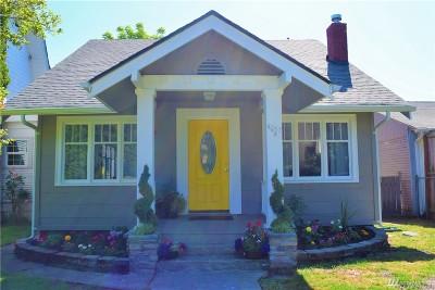 Tacoma WA Single Family Home For Sale: $255,000