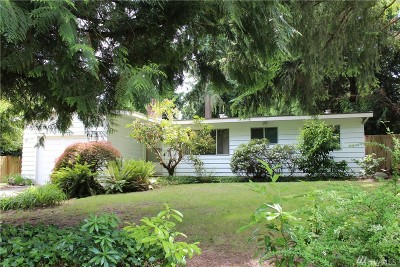 Lynnwood Single Family Home For Sale: 10 155th St SW