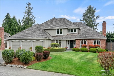 Sammamish Single Family Home For Sale: 4730 240th St SE