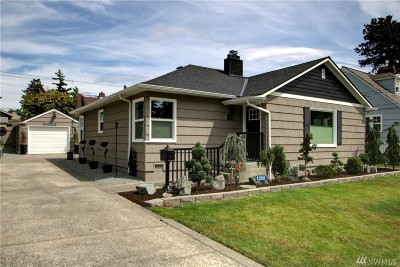 Skagit County Single Family Home For Sale: 1208 S 11th St