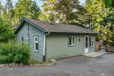 Shoreline Single Family Home For Sale: 19218 12th Ave NE