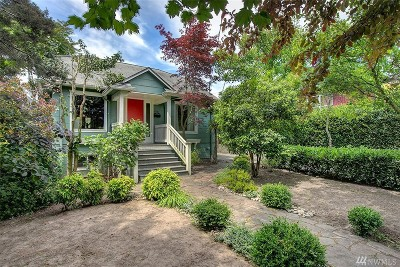 Seattle Single Family Home For Sale: 7837 12th Ave NE