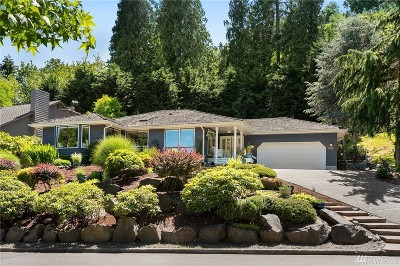 Bothell Single Family Home For Sale: 9419 Odin Wy