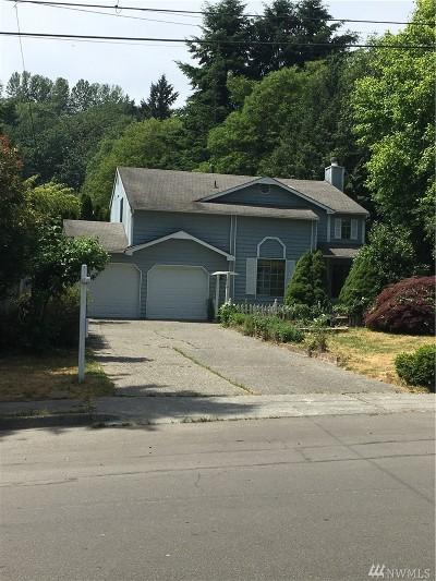 Kirkland Single Family Home For Sale: 12609 94th Ave NE