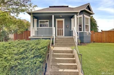 Tacoma WA Single Family Home For Sale: $229,900