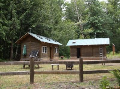 Mason County Single Family Home For Sale: Back Trail Ln NE