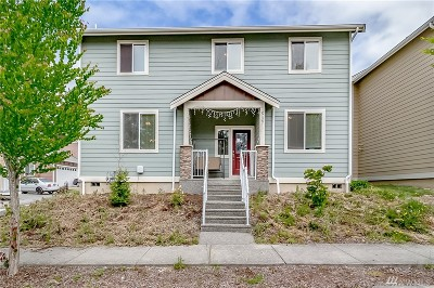 Bellingham Single Family Home For Sale: 515 Harman Wy