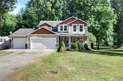 Skagit County Single Family Home For Sale: 43610 Scenic River Ct