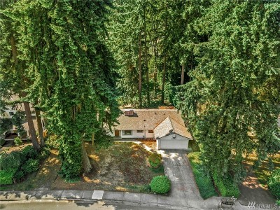 Bellevue Single Family Home For Sale: 10461 SE 23rd St
