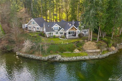 Gig Harbor Single Family Home For Sale: 9206 Kopachuck Drive NW