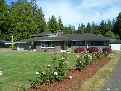 Grays Harbor County Single Family Home For Sale: 404 Linkshire Dr
