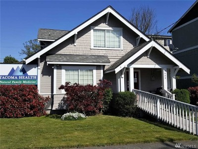 Tacoma Single Family Home For Sale: 5609 S Lawrence St