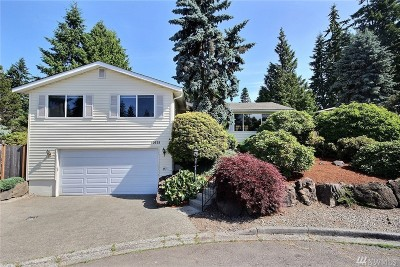Shoreline Single Family Home For Sale: 19838 5th Ave NW