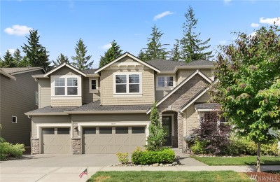 Snoqualmie Single Family Home For Sale: 34027 SE Vaughan St