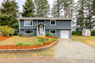Shelton Single Family Home For Sale: 30 E Pine Place