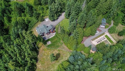 Port Ludlow Single Family Home For Sale: 72 Fern Gully