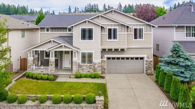 Bothell WA Single Family Home For Sale: $789,000