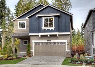 Lake Stevens Single Family Home For Sale: 10005 6th Place SE #W12