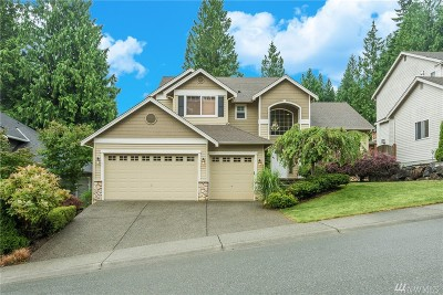 Bothell Single Family Home For Sale: 314 172nd Place SE