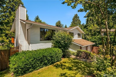 Bothell Single Family Home For Sale: 18912 27th Dr SE