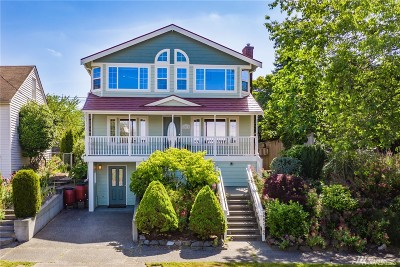 Seattle Single Family Home For Sale: 2912 13th Ave S