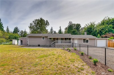 Arlington Single Family Home For Sale: 16930 118th St NE