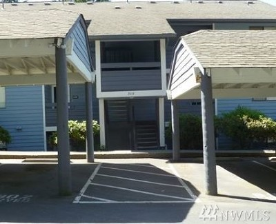Des Moines Condo/Townhouse For Sale: 2614 S 226th St #B203