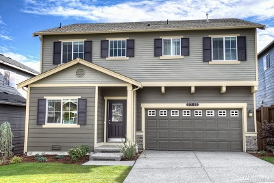 Lake Stevens Single Family Home For Sale: 10217 6th Place SE #W28