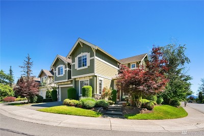 Sammamish Single Family Home For Sale: 21413 SE 1st Place