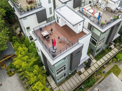 Seattle Single Family Home For Sale: 2908 S Jackson St