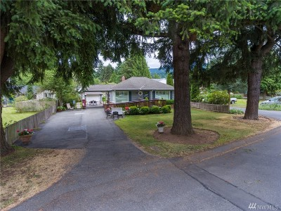 Issaquah Single Family Home For Sale: 360 Rainier Blvd N
