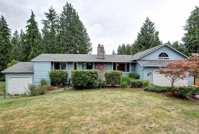 Snohomish Single Family Home For Sale: 4415 Tom Marks Rd
