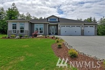 Stanwood Single Family Home Contingent: 6419 167th Place NW