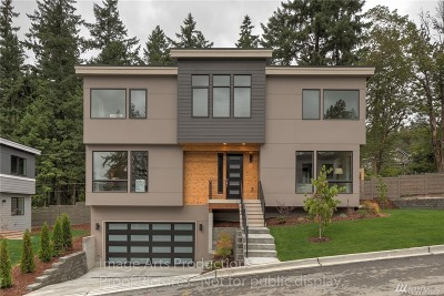 Kirkland Single Family Home For Sale: 8008 NE 116th Lane