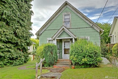 Seattle Single Family Home For Sale: 3047 NW 59th St