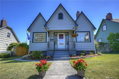 Tacoma Single Family Home For Sale: 232 S 59 St
