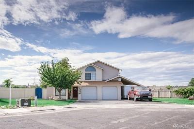 Moses Lake WA Single Family Home For Sale: $229,000