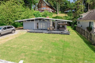 Blaine Single Family Home For Sale: 8360 Birch Bay Dr