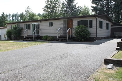Bonney Lake Single Family Home For Sale: 13714 215th Ave E