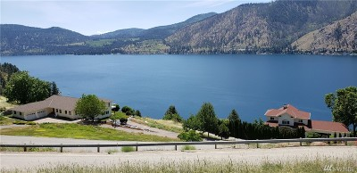 Chelan, Chelan Falls, Entiat, Manson, Brewster, Bridgeport, Orondo Residential Lots & Land For Sale: 3086 Lakeshore Dr