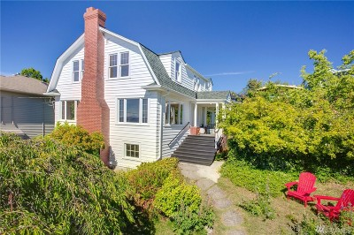 Seattle Single Family Home For Sale: 3328 59th Ave SW