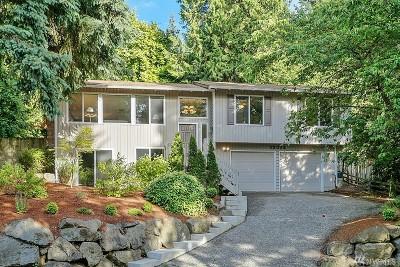 Kirkland Single Family Home For Sale: 12024 106th Ave NE
