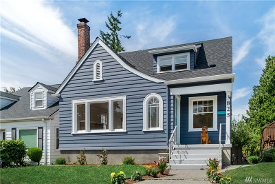 Tacoma Single Family Home For Sale: 3825 N 8th St