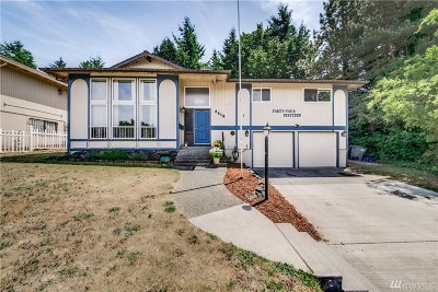 Pierce County Single Family Home Pending Inspection: 4419 Elwood Dr W