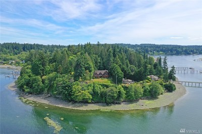 Bainbridge Island Single Family Home For Sale: 15740 Euclid Ave NE